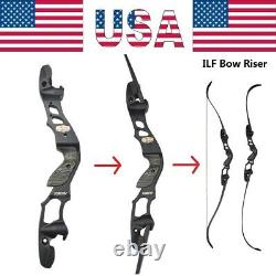 19 ILF Takedown Recurve Bow Riser Right Hand Handle American Hunting Archery