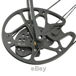 30-70Lbs Adjustable Archery Compound Bow Wild Hunting Bow Sight Target Shooting