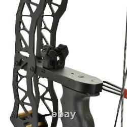 35lbs MINI Bowfishing Compound Bow Left Right Hand Archery Hunting