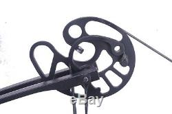 50 lbs Delta Hunting bow, Only 22 from axle to axle BLACK