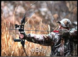 56 Takedown Recurve Bow Archery Right Hand American Hunting Longbow 30-50lbs