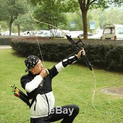 66-70 40lbs Takedown Recurve Bow Archery Target Shooting Practice Hunting Bow