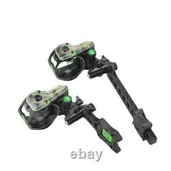 Archery Compound Bow Sight 5 Pin. 019 Long Pole Adjustable Right Hand Hunting