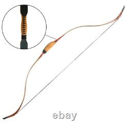 Archery Handmade Turkish Traditional Recurve Bow for Hunting Target 30-55lbs
