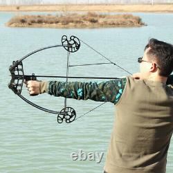Archery Triangle Bow Dual-use Compound Bow Outdoor Shooting Bow-Fishing Hunting