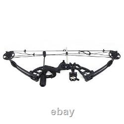 Battleship Compound Bow Hunting Archery Arrow Target Hunting Set 30-60lbs 310fps