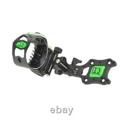 Compound Bow Sight 5 Pin (. 019) Archery Micro Adjustable Stainless Steel Hunting