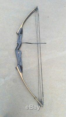 Hoyt Easton Rambo Compound Bow Stallone Black Used Hunting Archery