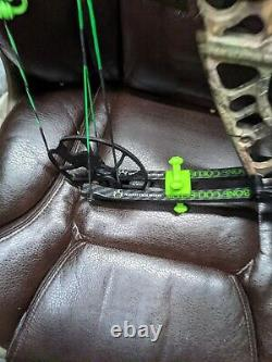 Hoyt Ignite Brotherhood Compound bow Right Hand Archery 15-70# 19-30 Youth