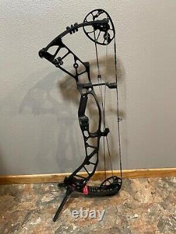 Hoyt hyper force hunting bow