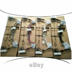 KAIMEI QIN 30-70lbs Compound Bow And Arrow Set Shooting Hunting(!) Accessories