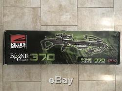 Killer Instinct Bone Collector 370 Brand New Ready to Hunt Package