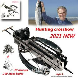 Killing Spike Bow Mini Crossbow Hunting Powerful Outdoor Machine Slingshot Toy