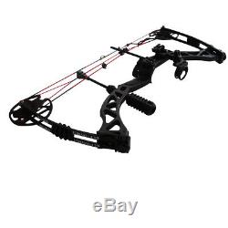 Outdoor 35-70lbs Compound Bow Archery Hunting Right Hand Powerful Hunting Target