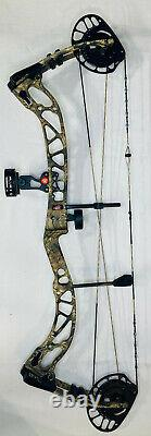 PSE Brute NXT 2021 Country Camo 70# RH Hunting Bow Package New Ships Free Today