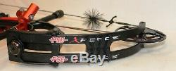 PSE Pro Series X Force Right Hand Bow Loaded With Extras Ready To Hunt