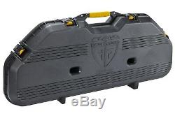 Plano PillarLock All Weather Compound Bow Case Black Outdoor Hunting Storage New