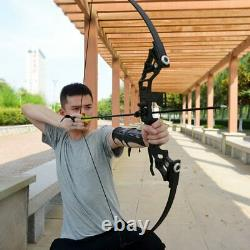 Powerful Professional Bow Arrows Outdoor Hunting Shooting Competitions 30-50lbs