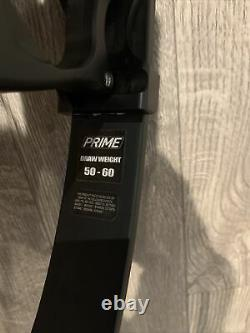 Prime Centergy 33 Right-Hand 50-60 Draw Weight Compound Hunting Bow Brand New
