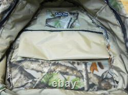 Quiet KELLY DAY PACK Fleece Vista Camouflage/Camo Hunting Archery Photography