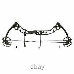 SAS Destroyer 70 lbs Compound Bow 320FPS Archery Target Shooting Hunting