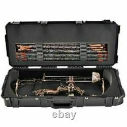 SKB iSeries Parallel Limb Bow Case 3614 SMALL Archery Arrows Hunting BLK