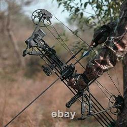 Sanlida Archery Dragon X8 Hunting Archery Compound Bow Package/Limbs Made in USA