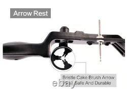 Straight Powerful Archery Recurve Professional Arrow 30-50lb Outdoor Hunting Bow