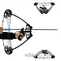 Triangle Compound Bow 50lbs Hunting Archery Shoot Competition Sports 230fps