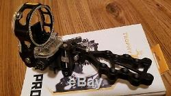 Trophy Ridge React Pro 5 Pin Compound Bow Hunting Sight