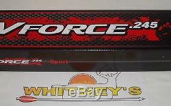 Victory Archery V-Force 400 Sport Arrows for Hunting/Target Bow 6 Pack